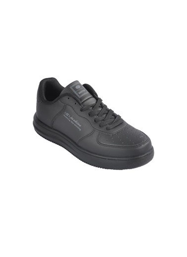 Bestof 042 Siyah-Beyaz Spor Ayakkabı Siyah